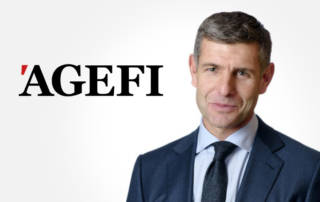 interview with AGEFI