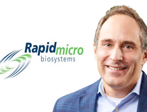 Interview with Robert Spignesi, CEO of Rapid Micro Biosystems