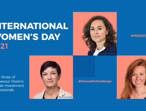 Our female investment professionals share their perspectives on International Women's Day
