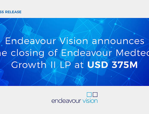 Endeavour Vision closes Endeavour Medtech Growth II LP at USD 375m